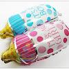 Balon Foil Botol Bayi Mini