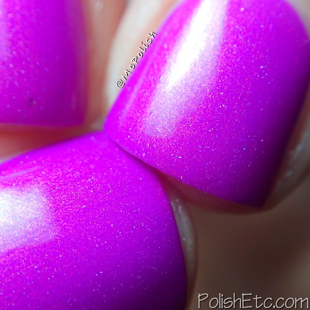 Awesome Sauce Indie Box - Vapid Lacquer - Garota de Ipanema - McPolish