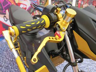 modifikasi honda sonic 150r 2014