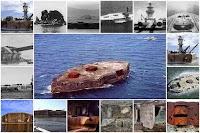 حصن درام: السفينة الحربية الأسمنتية على جزيرة ألفريل