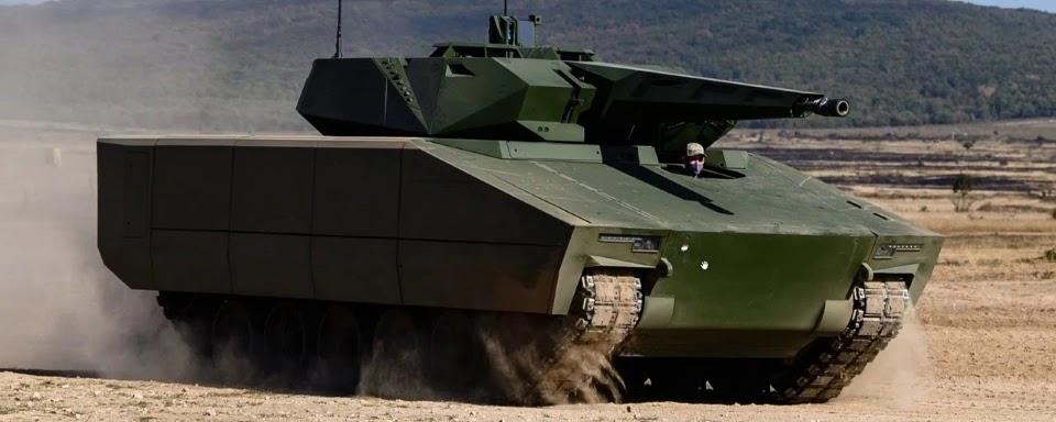 Бронемашина Lynx 41