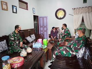 Dandim 0719/Jepara Wujudkan Silaturahmi Dengan Anjangsana Ke Tokoh Agama