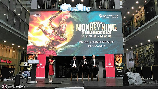 The Monkey King, Genting International Showroom, Resorts World Genting,