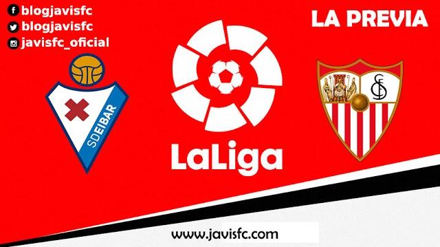 Previa Eibar - Sevilla FC