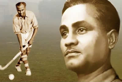 Major Dhyanchand