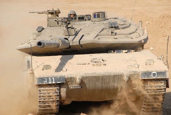 greendef  israel restarts merkava tank production