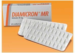 Thuốc tiểu đường Diamicron MR