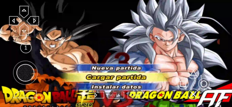 Dragon Ball Super Heroes AF DBZ TTT MOD