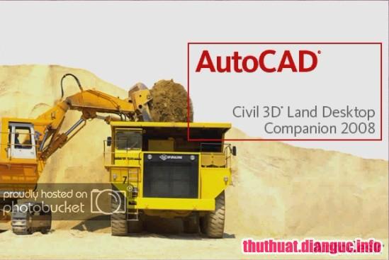 Download Land desktop 2008 Full Cr@ck Fshare