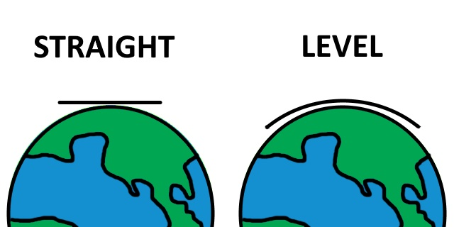 Flat Earth Insanity: Flat Earth Follies: Planes would have ...