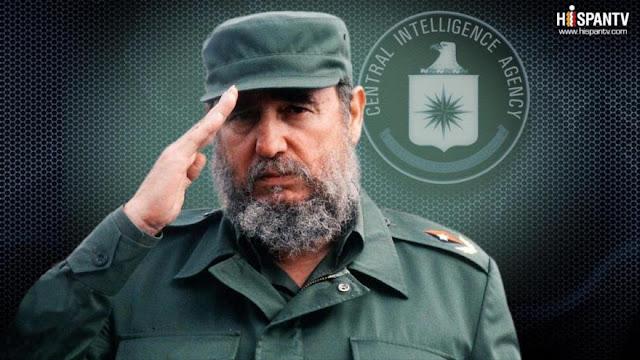 Fidel Castro, el líder que sobrevivió a 638 intentos de magnicidio