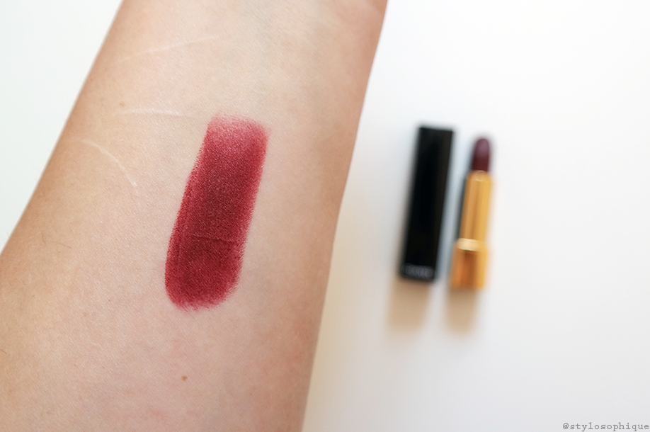 Chanel, Autunno 2016, Collezione autunnale, maquillage, make up, le rouge, swatch