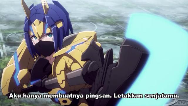 Phantasy Star Online 2 - Episode Oracle 03 Subtitle Indonesia