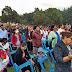 Cristianos realizaron jornada de oración