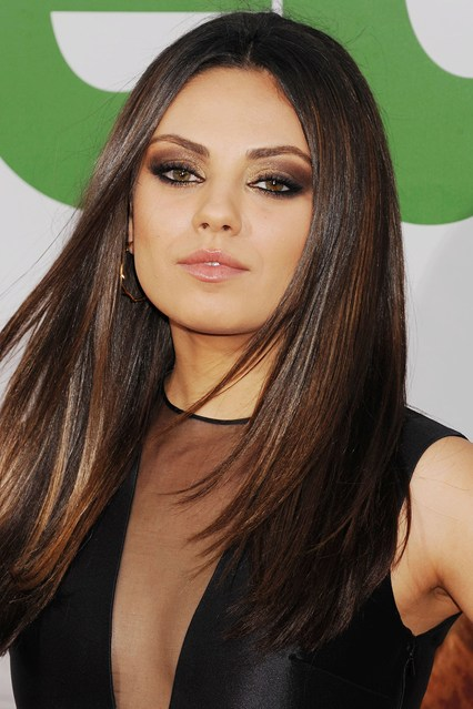 Sexiest Celebrity Smoky Eyes