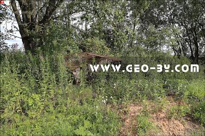 ДОТ №156 БРО VI. Руины