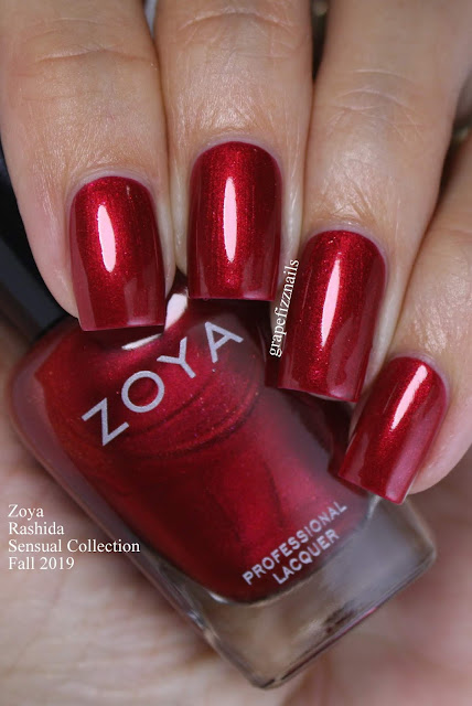 Zoya Rashida, Sensual Collection Fall 2019