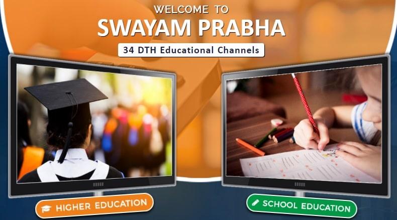 Swayam Prabha (MHRD) TV Channels List: - Watch FREE 32+ Educational Channels