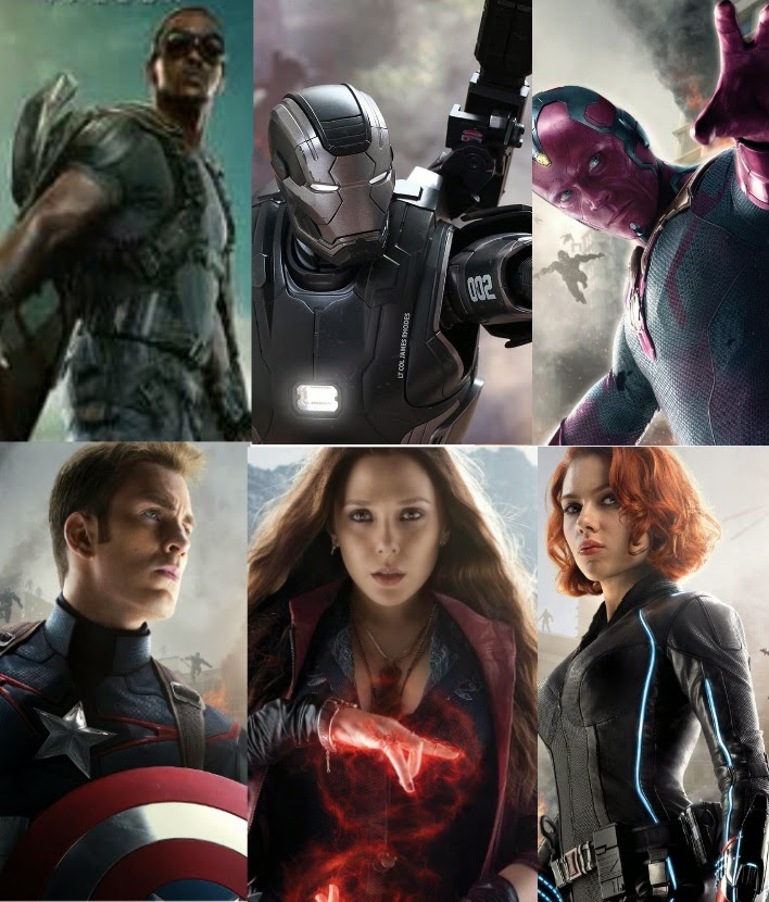 mostly mcu reviews: quickie: the post-infinity war avengers lineup