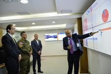 Ministro Montalvo destaca labor centro de ciberseguridad