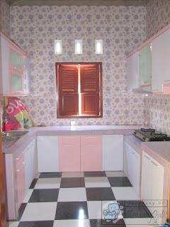 Lemari Dapur Terbaru Tahun 2021