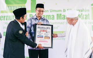 Selain Mempelajari Al-Qur'an, Santri Didorong Belajar Matematika dengan Giat