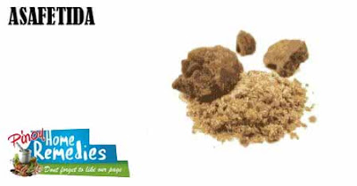 Home Remedies For Gas: Asafetida