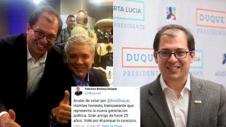 Consejo de Estado admite demanda que busca tumbar la elección del fiscal Barbosa