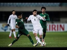 مشاهدة مباراة السعودية والأردن