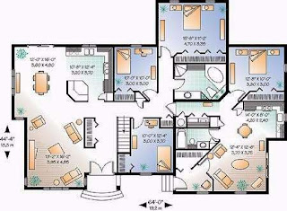 Free Architectural Design House Plans