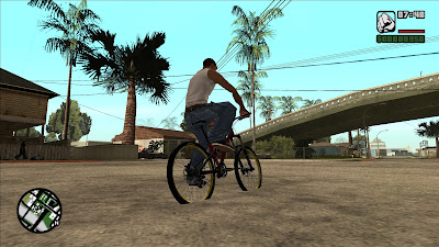 GTA San Andreas Bicycle Pack Latest Version 2020