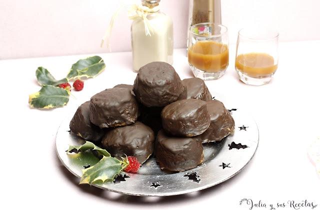 Morenitos, dulce navideño. Julia y sus recetas