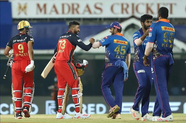 IPL 2021: रोहित की इस गलती की वजह से मुंबई इंडियंस को मिली हार