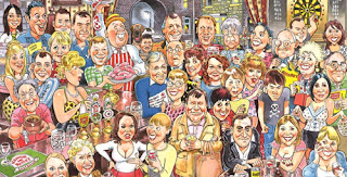 Coronation Street Cartoon