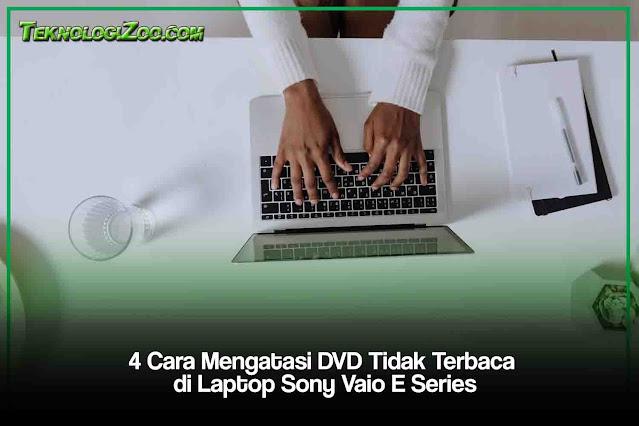 DVD Rom tidak terdeteksi windows 8