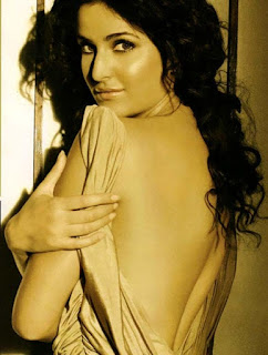 Katrina Kaif Backless in Maxim Photos