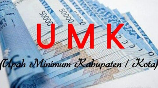 Daftar UMK Jabar 2020, Kota Bandung Rp 3,6 Juta