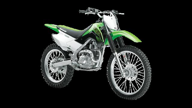 Spesifikasi Kawasaki KLX140