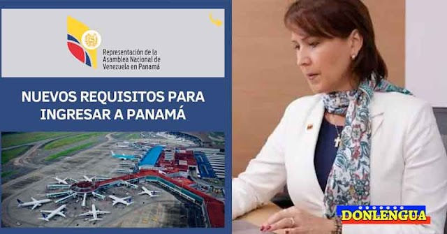 Venezolanos deben cumplir todos estos requisitos para poder entrar a Panamá