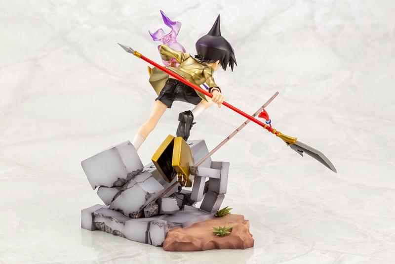 Tao Ren ARTFX J 1/8 de Shaman King, Kotobukiya