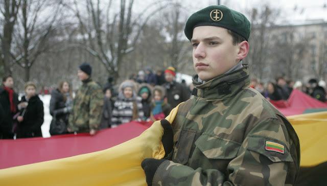 Литва решила отгородиться от России стеной
