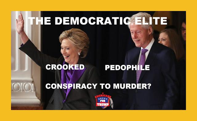 Memes: THE DEMOCRATIC ELITE HILLARY CLINTON AND BILL CLINTON