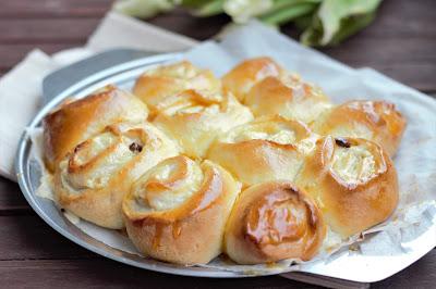 Pudding-Schnecken