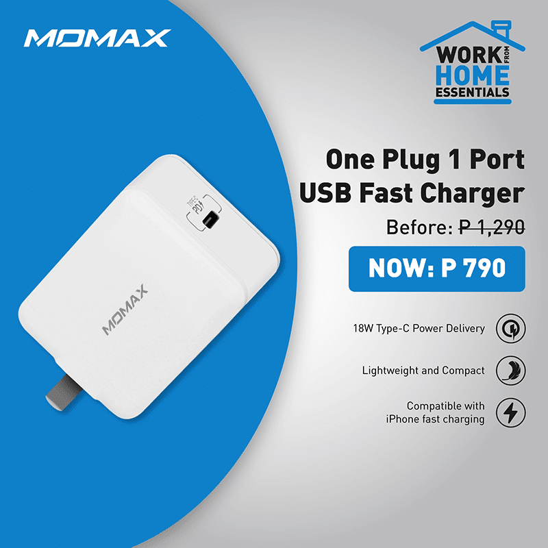 One Plug 1 port USB fast charger