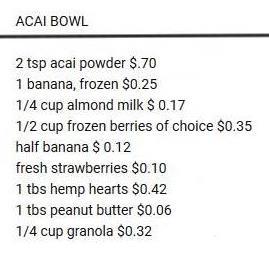 Healthy Cheap Food Recipes