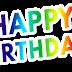 जन्मदिन की  शुभकामनाएँ। Happy birthday wishes in hindi। Happy birthday shayri