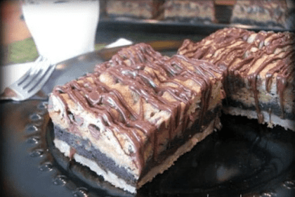 Motherlode Layered Cookie Bars