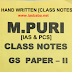 UPSC GS Paper 2 Hand Written Class Notes by M. Puri PDF Download in English