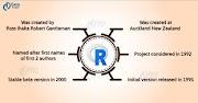 Guide to R programming language