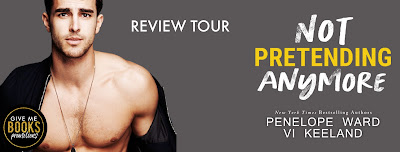 Review Tour: Not Pretending Anymore by Penelope Ward & Vi Keeland